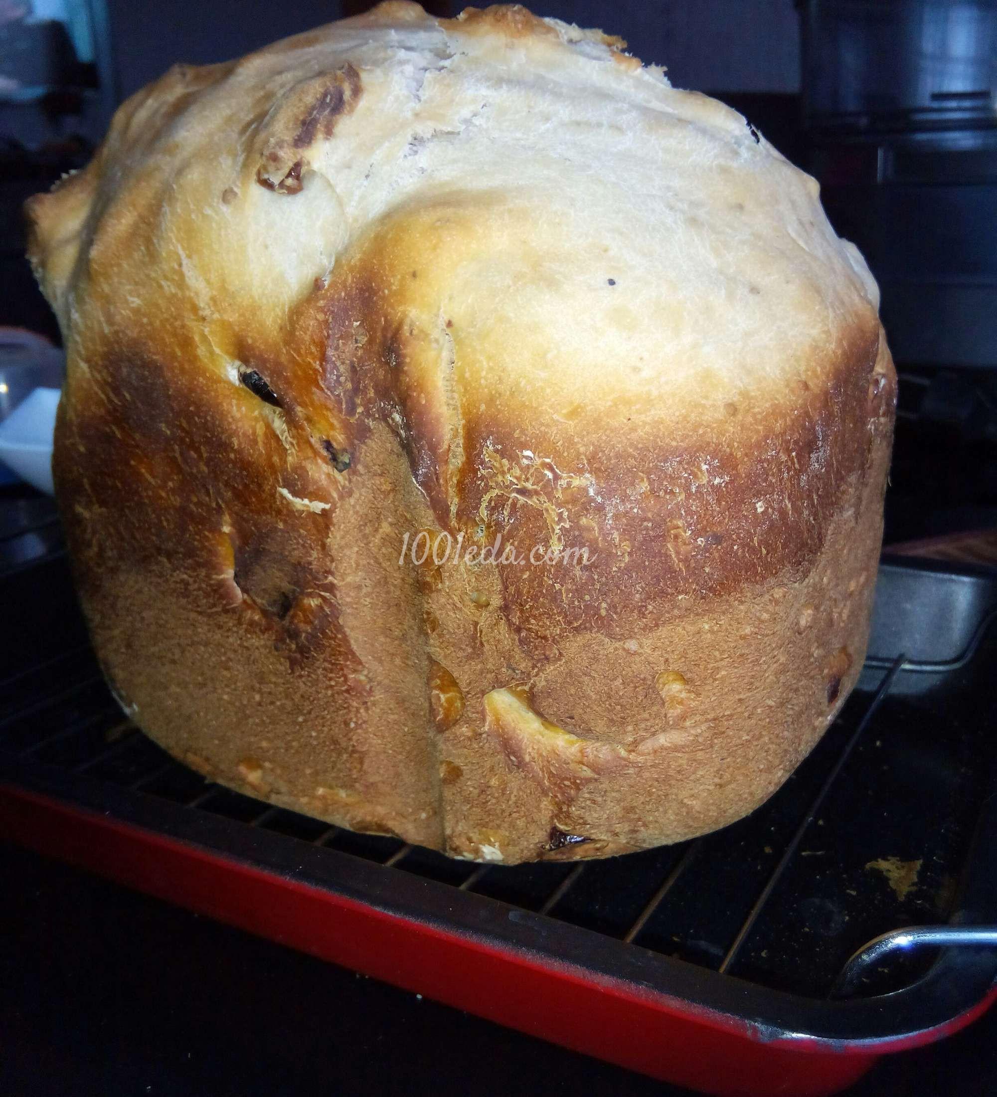 Рецепты хлебопечки пошагово 4