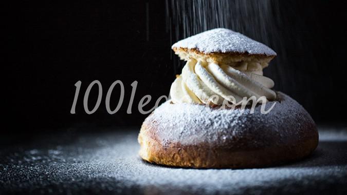 Шведские пасхальные булочки