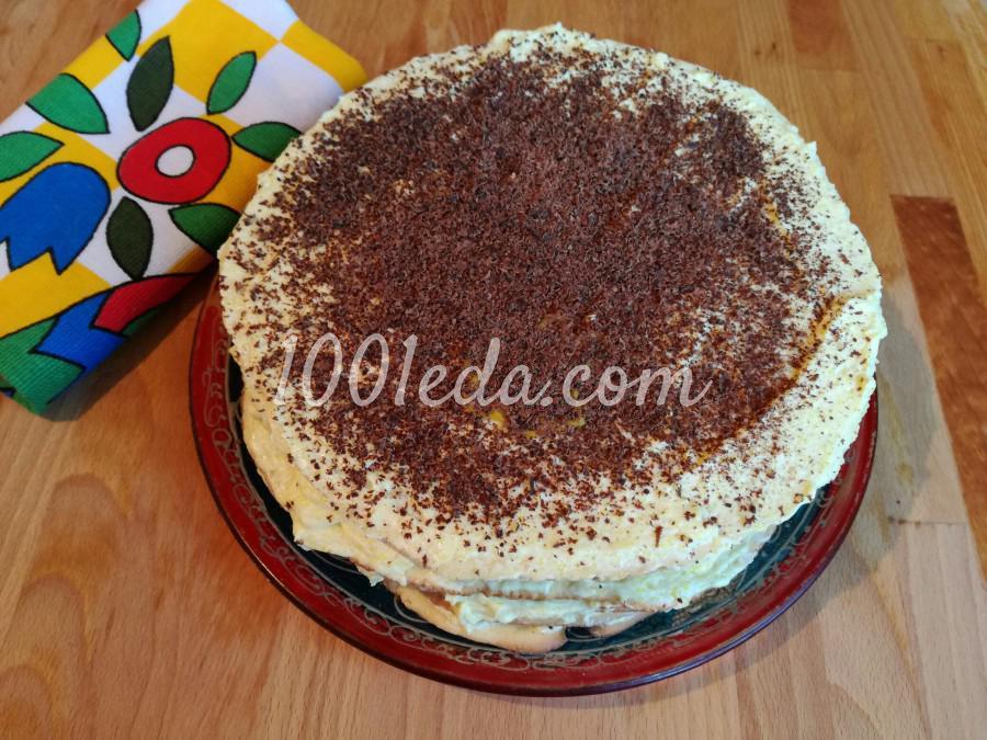 Торт Ночная серенада: пошаговое фото