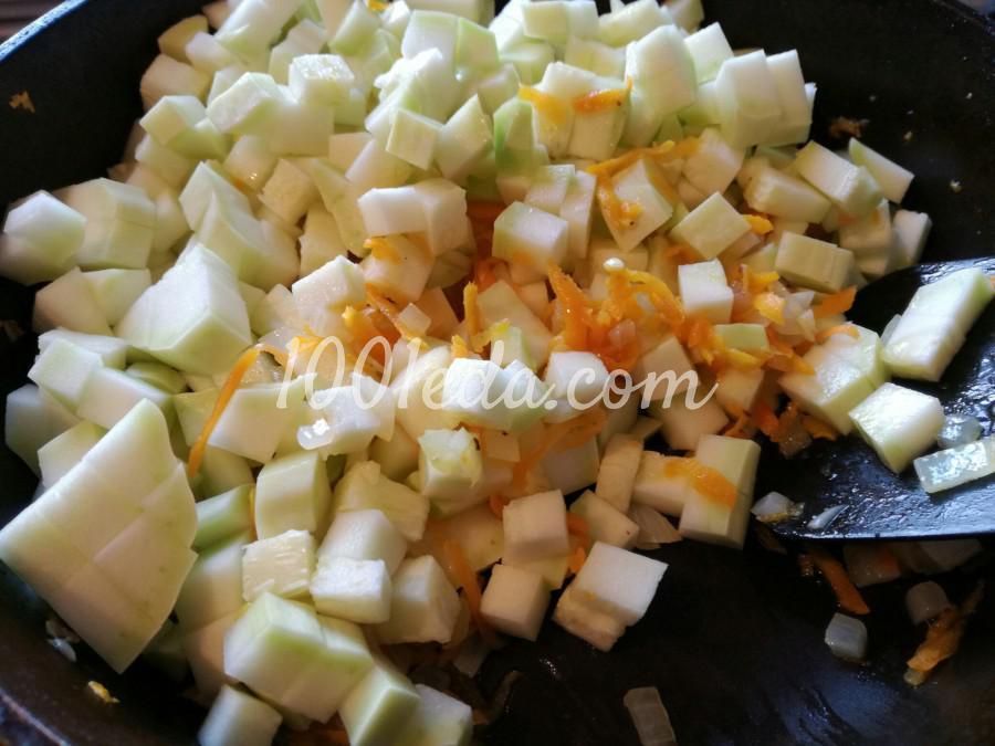Кабачковая фриттата в духовке: пошаговое фото - Шаг №2