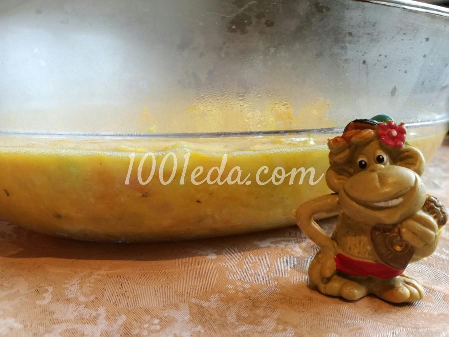 Кабачковая фриттата в духовке: пошаговое фото - Шаг №4