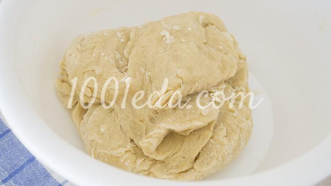 Пасхальная выпечка Овечка: рецепт с пошаговым фото - Шаг №11