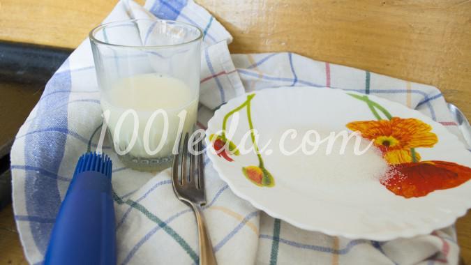 Пасхальная выпечка Овечка: рецепт с пошаговым фото - Шаг №14