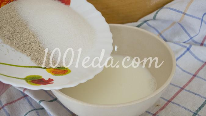 Пасхальная выпечка Овечка: рецепт с пошаговым фото - Шаг №3