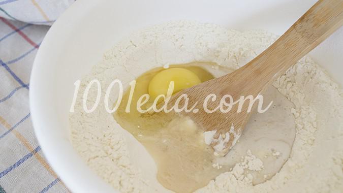 Пасхальная выпечка Овечка: рецепт с пошаговым фото - Шаг №8