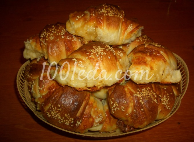 Тесто на осетинские пироги без дрожжейы