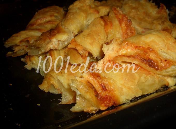 Пирог-закуска