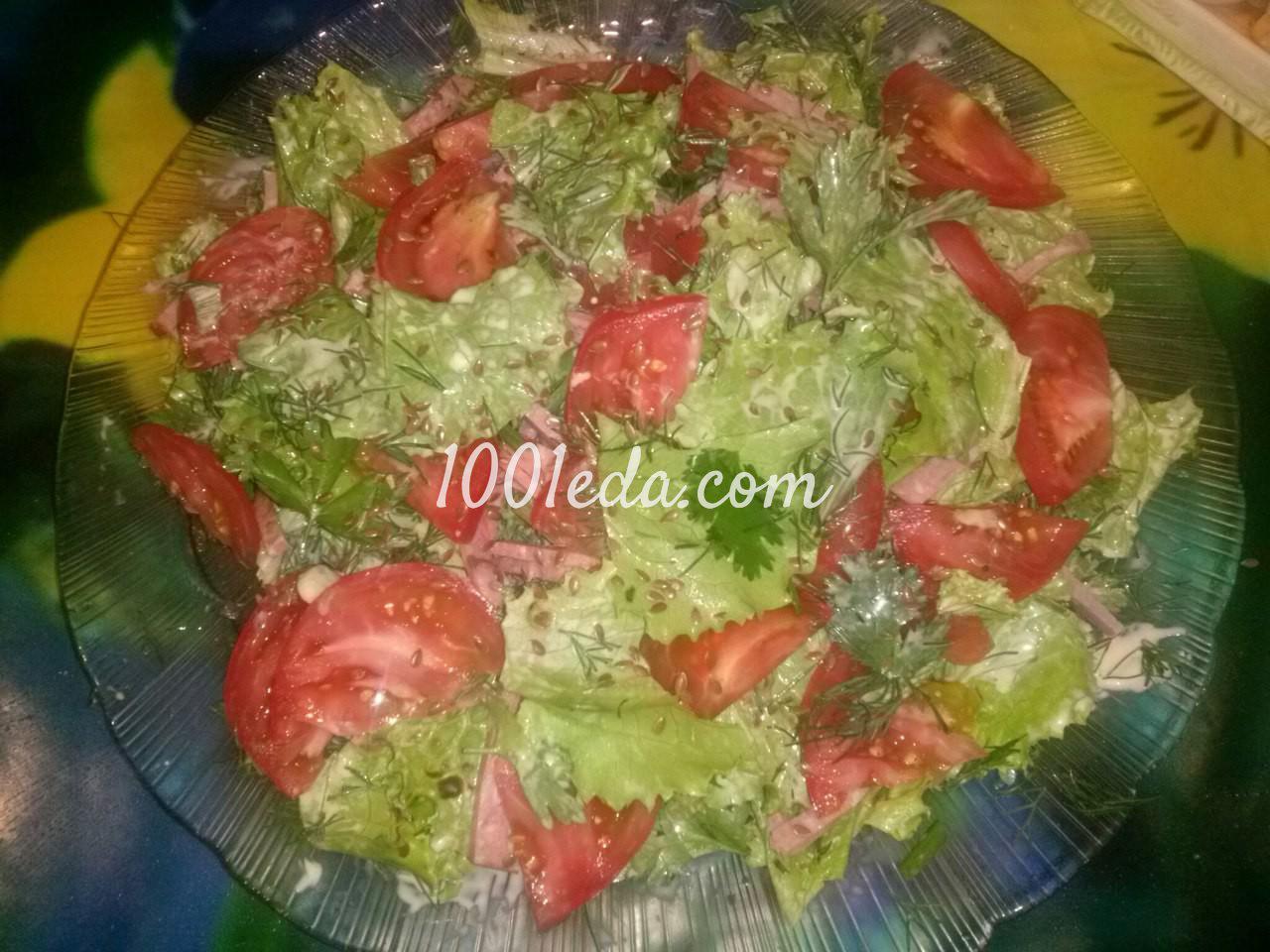 Салат с консервированными кальмарами и соленым огурцом рецепт с