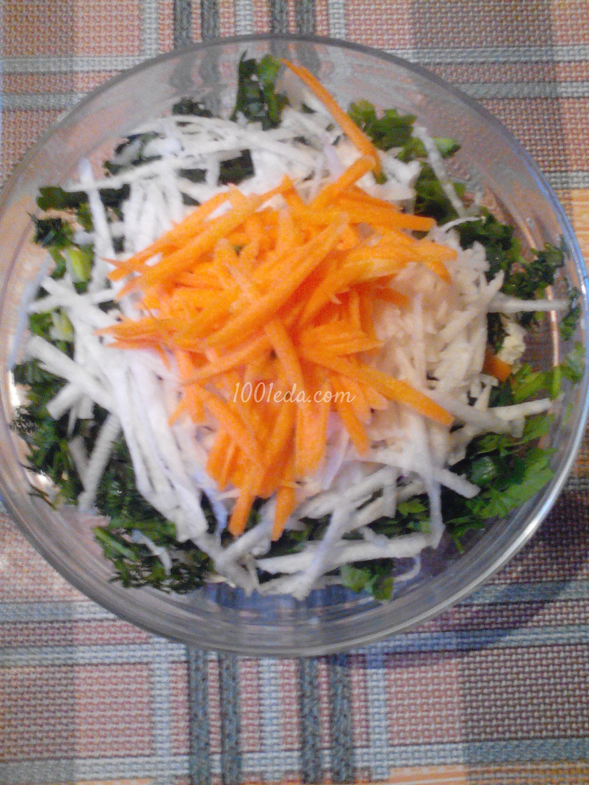 Смотреть Постные салаты быстро и вкусно - рецепты отменных закусок на каждый день видео