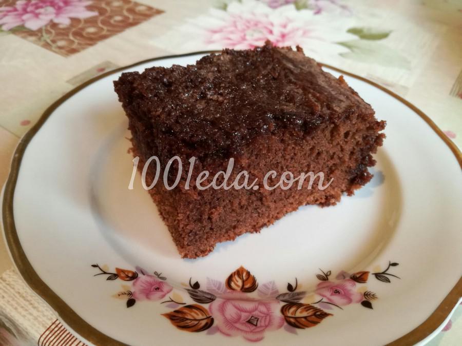 Шоколадный пирог кухен: рецепт с пошаговым фото