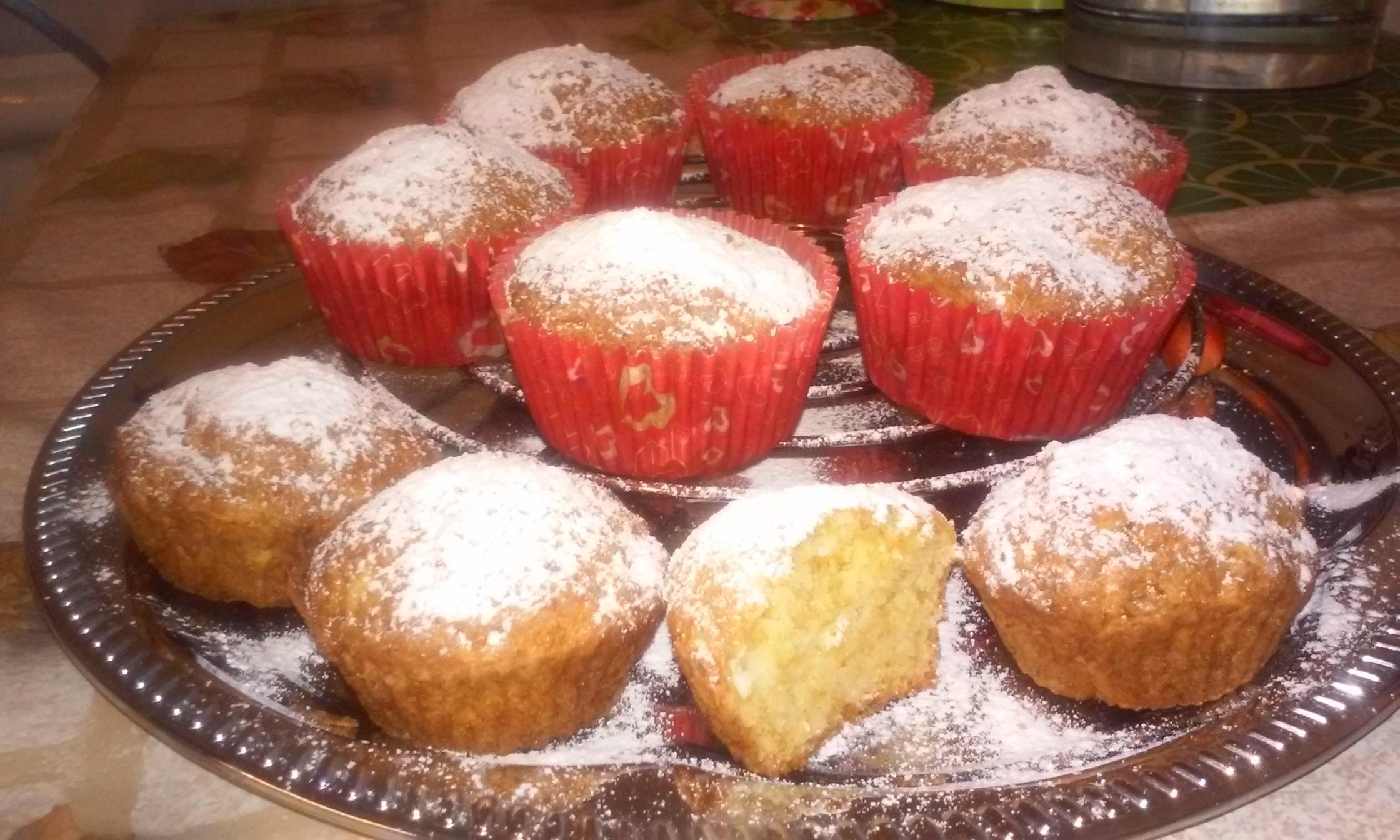 Творожные кексы рецепт с фото пошаговый Едим Дома 71