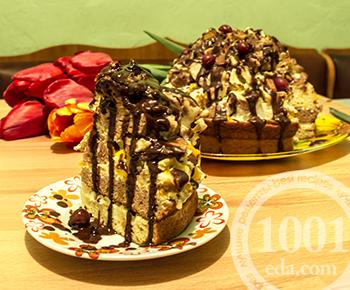 Торт Шапка мономаха: рецепт с пошаговым фото