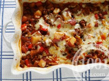 Что приготовить с картошки и мяса рецепты
