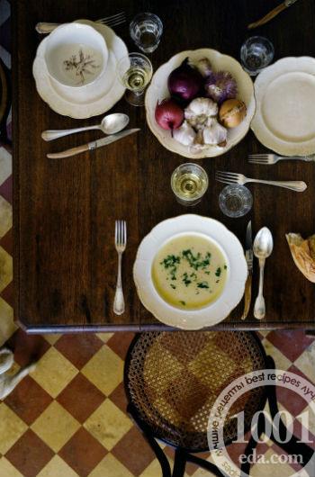 суп пюре правильное питание