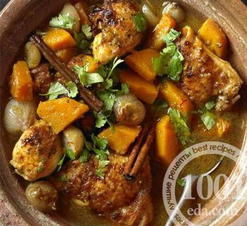 Блюда из курицы – кулинарный рецепт