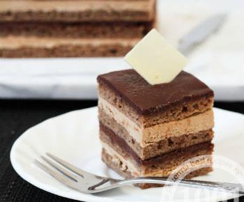 Торт Опера классический