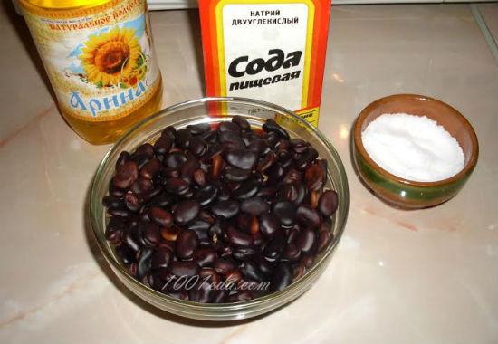 как приготовить бобы к пиву