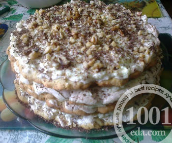 Торт Королевский: рецепт с пошаговым фото