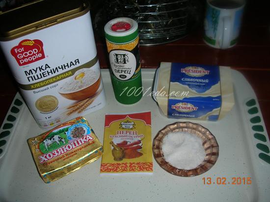 Печенье плавленый сыр рецепт