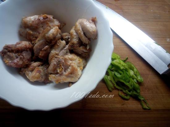 Сочная курочка – кулинарный рецепт