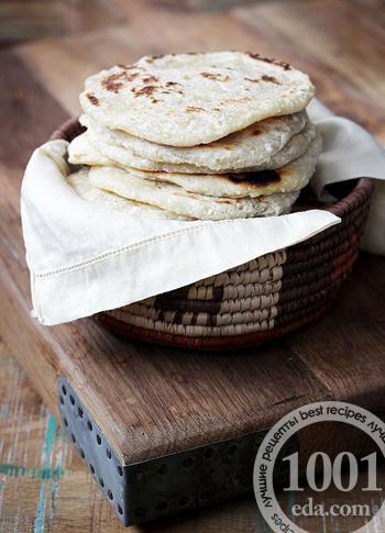 кокосовые лепешки из шри-ланки рецепт