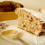 Пирог банановый с овсянкой и арахисом: рецепт с пошаговым фото