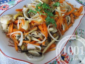 "Салат ""Бомбей"" – кулинарный рецепт"