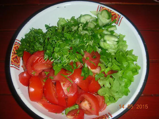 Салаты из овощей на зиму рецепты простые и вкусные