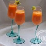 Морковный коктейль: рецепт с пошаговым фото
