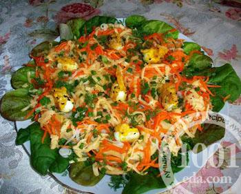 Гнезда тальятелле рецепт с фото пошагово