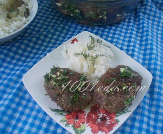 котлеты из трески с капустой рецепт с фото пошагово