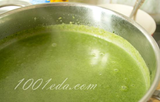 Суп крем со шпинатом и сливками рецепт с пошагово в домашних условиях