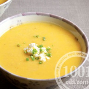 Сырно-картофельный суп Локро де Папа