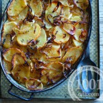 Хрустящий картофельный гратен