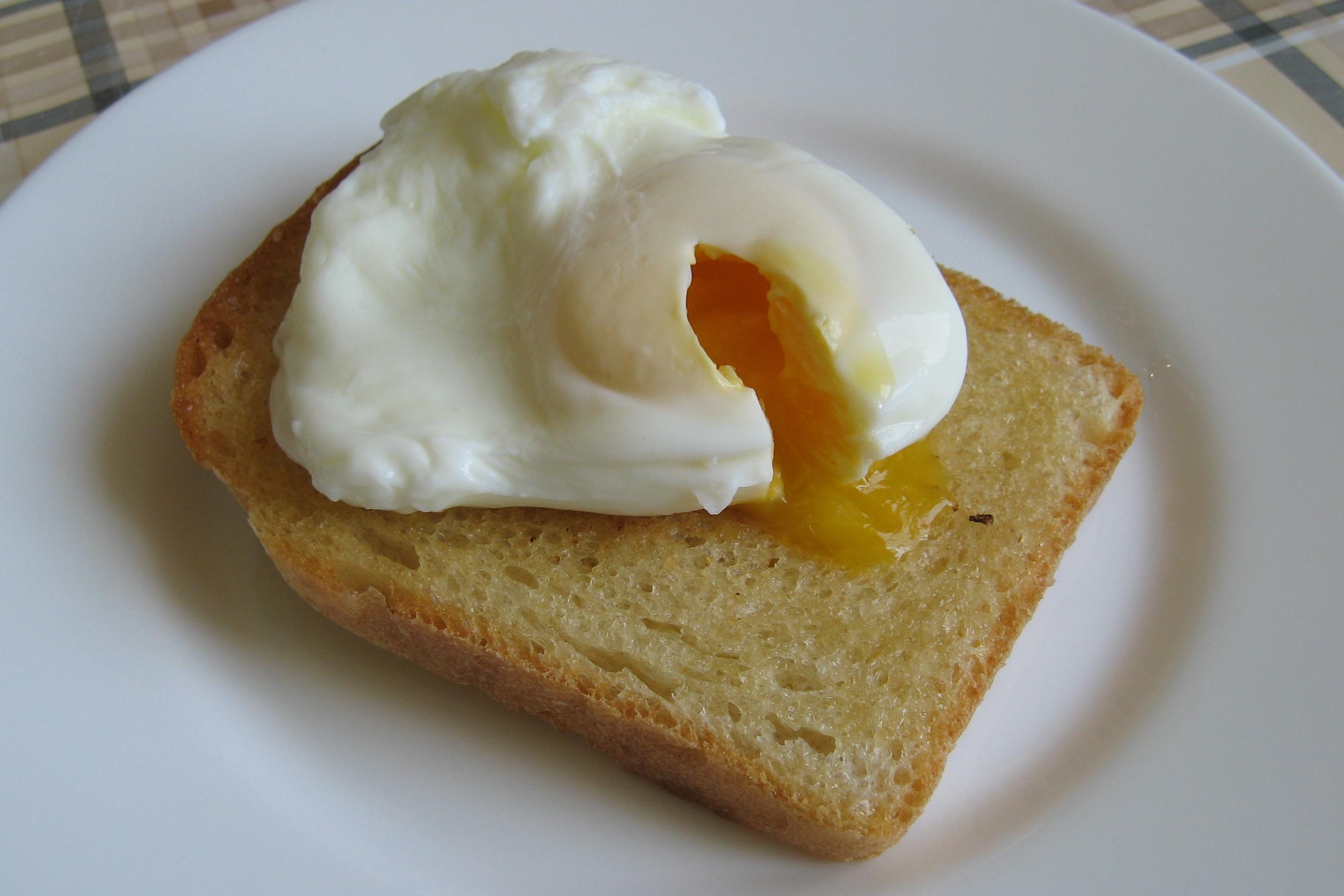Как приготовить яйцо пашот пошаговый рецепт