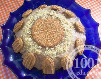 Торт без выпечки Ассортишка
