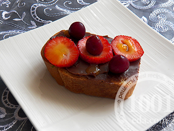 Домашние торты клубничные рецепты 60
