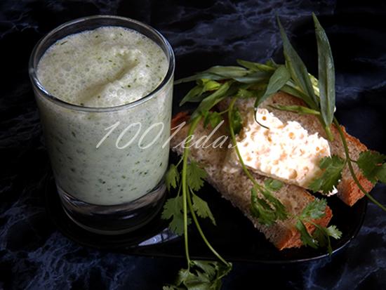 Окрошка на сметане рецепт с фото пошагово