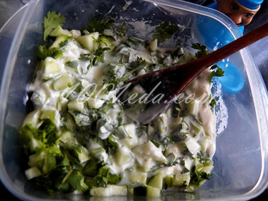 Окрошка любимая – кулинарный рецепт