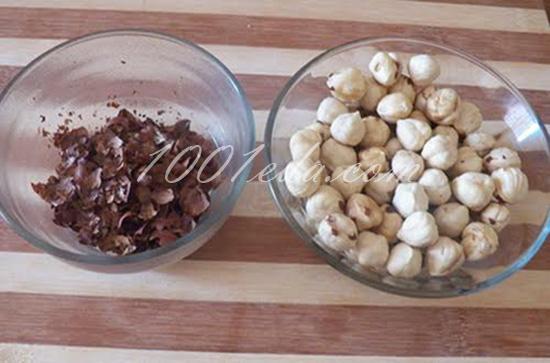 Домашние трюфели рецепт с пошагово