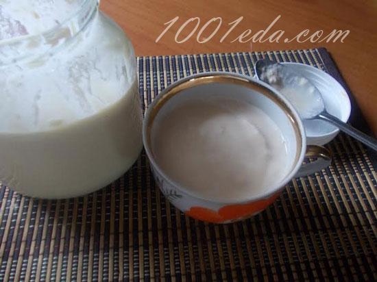 рецепт приготовления ряженки в духовке