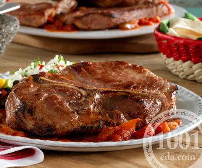 Стейк из свинины по-американски: 3 рецепта и 1 маринад
