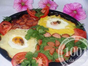 Паста со сливочным соусом из крапивы и желтками, пошаговый рецепт с фото