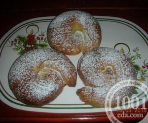 Энсаймадас (испанские булочки)