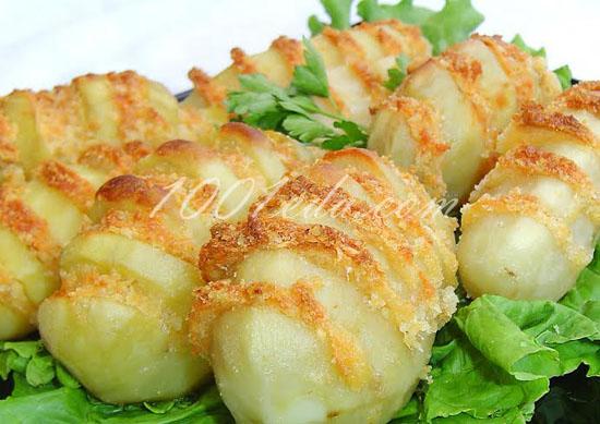 Утка с яблоками и картошкой рецепт с фото