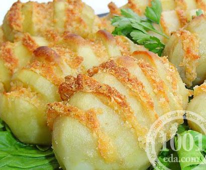 Картофель из Швеции: рецепт с пошаговым фото