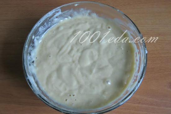 Рецепт морковного кекса пирога