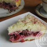 Рисовая запеканка с вишней и шелковицей в мультиварке: рецепт с пошаговым фото