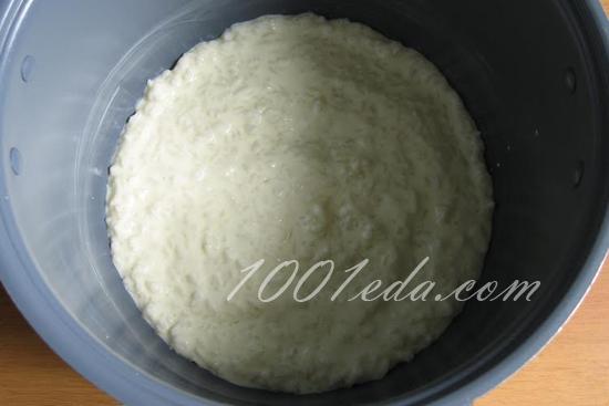 Рисовая запеканка с вишней в горшочках – кулинарный рецепт