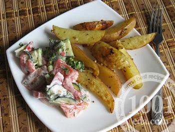 Рецепты для мультиварки жареная картошка 12